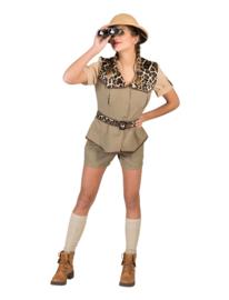 Safari Sue kostuum