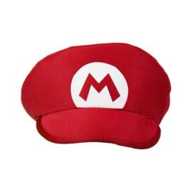 Loodgieterspet rood M | Mario