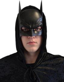 Bat Masker Black Pvc