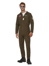 Top gun piloot kostuum license