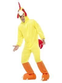 Kippen kostuum luxe