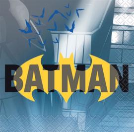 Servetten Batman 25x25cm 16 stuks