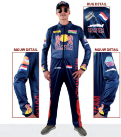 Formule 1 overall verstappen new