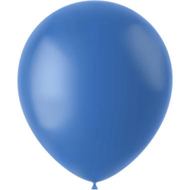 Ballonnen Dutch Blue Mat 33cm - 50 stuks
