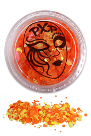 Glitters goldfish orange grove