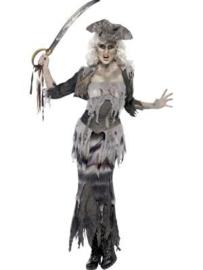 Piraten geest jurk