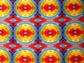 Sjaal / Hoofdband batik