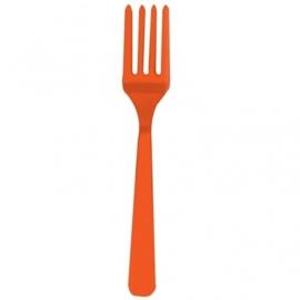 Oranje vorken OP = OP