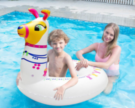Opblaasbare Zwemband Alpaca 96x87x85cm