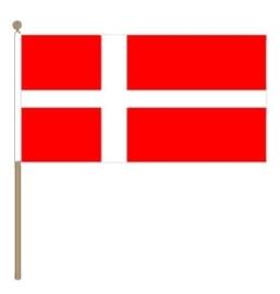 Zwaai vlaggetje Denemarken