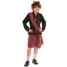 Schotse jongens kostuum