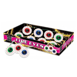Fire eyes (8st) | Categorie 1