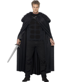 Dark barbarian kostuum