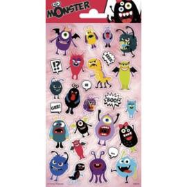 Sticker vel Monsters