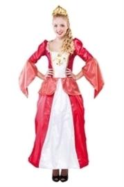 Middeleeuwse Lady jurk