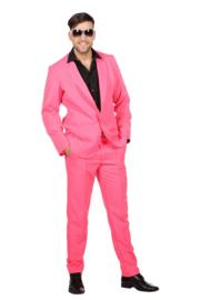 Kostuum pink