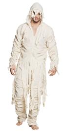 Mummy white kostuum