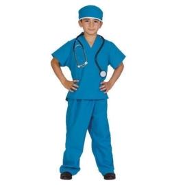 Chirurgen kostuum jongens
