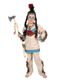 Indianen kostuum jongens Thundering Teepee