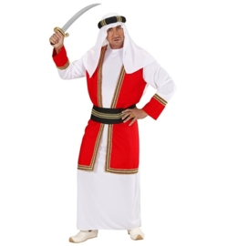 Arabische prins kostuum
