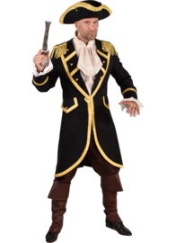 Piraten mantel George deluxe