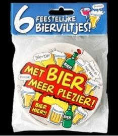 Fun Bierviltjes Bier