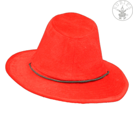Fashion Cowboyhoed | Rood