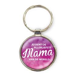 Luxe Sleutelhanger - Mama