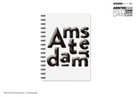 Notiteboekje Amsterdam