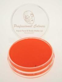 PXP waterschmink neon oranje 10gr