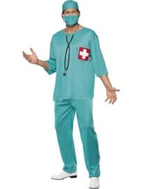 Chirurg kostuum easy
