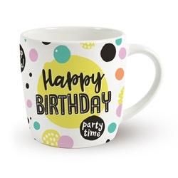 Verjaardags mok - Happy Birthday | koffie beker
