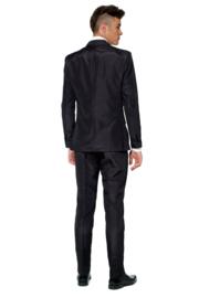 Solid black suitmeister kostuum