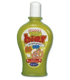 Shampoo fun bier