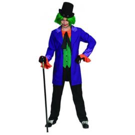 The Joker crazy kostuum