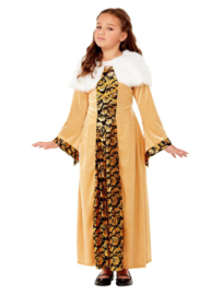 Middeleeuwse gravin jurk