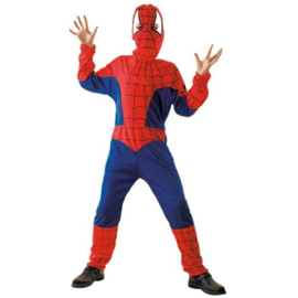 Spiderman II kostuum