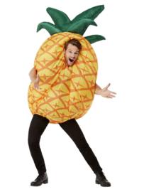 Ananas kostuum opblaasbaar