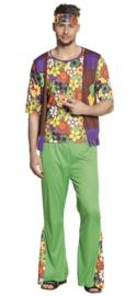 Mister woodstock kostuum