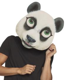 Foam masker panda XXL