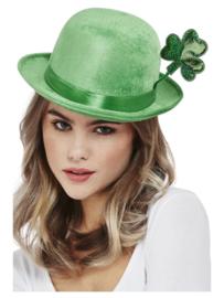 St. Patricks Day bolhoedje deluxe