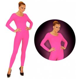 Bodysuit neon pink