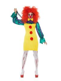 It clown horror jurkje
