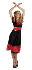 Spaanse flamengo jurk