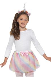 Eenhoorn meisjes kledingset