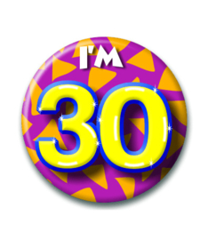 Button 30 jaar