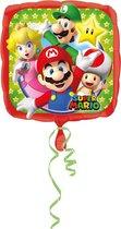 Folieballon Super Mario Bros (43cm)