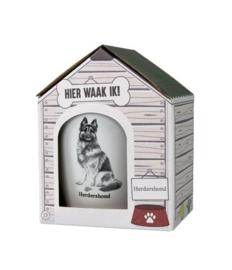 Dog mug - Herdershond | Honden mok
