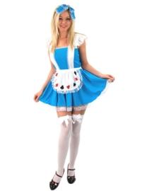 Alice in wonderland jurkje