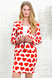 Ms. queen of hearts opposuits kostuum